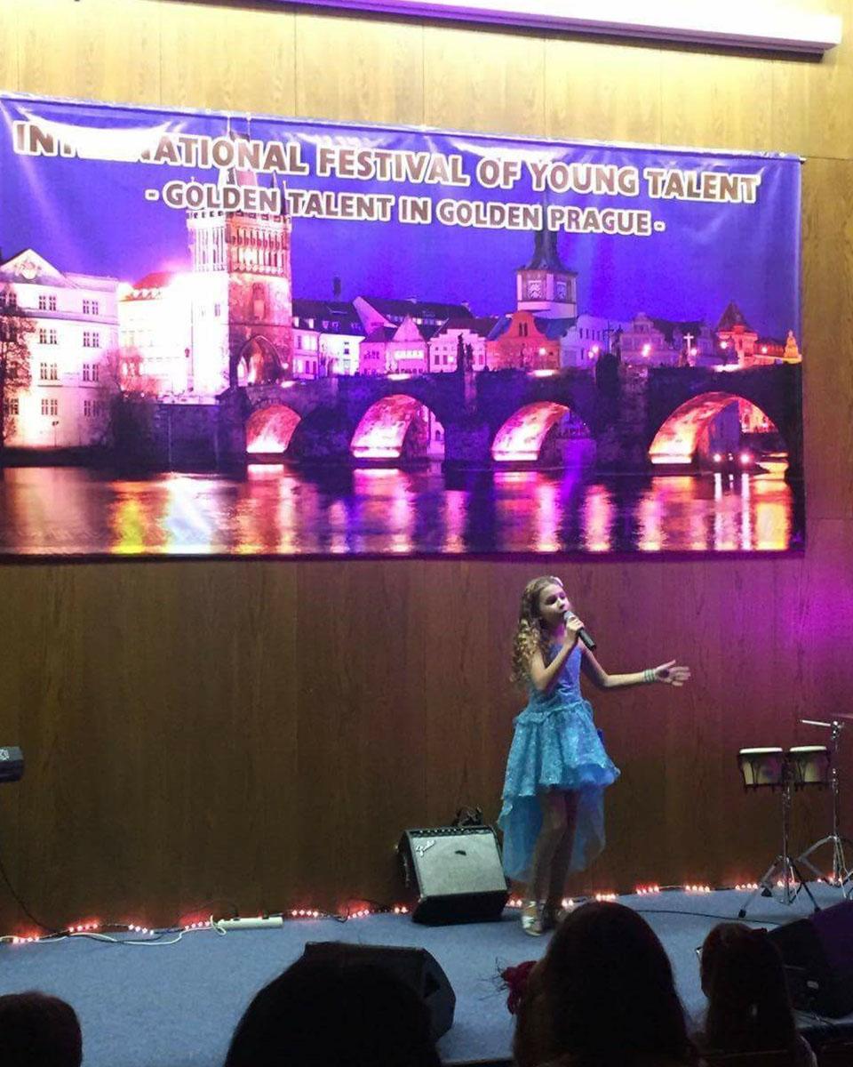 Поздравляем нашу победительницу Софию Еременко 1